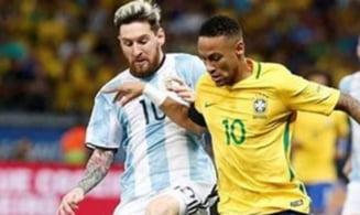 Meciul Brazilia - Argentina a fost amanat. Ce se intampla cu preliminariile CM 2022, zona sud-americana