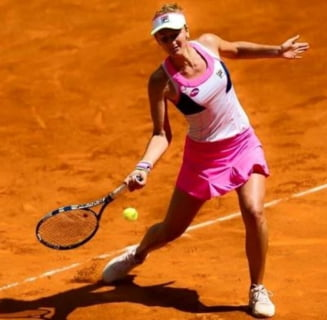 Meciul Irinei Begu de la Roland Garros a fost amanat