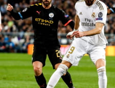 Meciul Manchester City - Real Madrid, din Liga Campionilor, ar putea fi amenintat de carantina