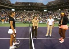 Meciul Monica Niculescu - Serena Williams, amanat de organizatori