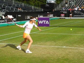 Meciul Simonei Halep din turul doi la Wimbledon a fost amanat! Cand va avea loc partida