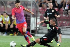 Meciul TSKA - Steaua pune UEFA pe jar
