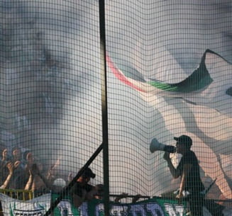 "Meciul Ungaria - Romania ii uneste pe ""ultrasii"" maghiari"
