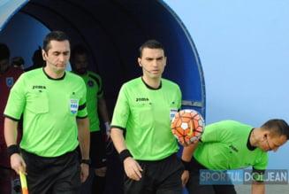 Meciul care poate aduce titlul la Craiova, dupa 29 de ani, arbitrat de Hategan, omul care aduce norocul pentru CFR Cluj