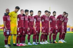 Meciul dintre FC Rapid si CS Mioveni a fost amanat din cauza coronavirusului