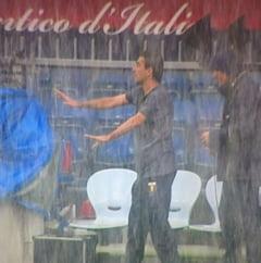 Meciul lui Ciprian Tatarusanu din Italia a fost anulat din cauza conditiilor meteo imposibile
