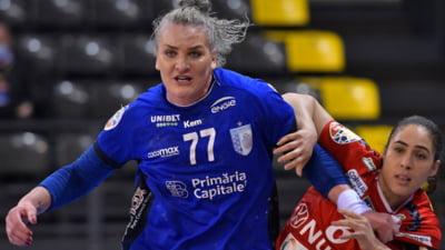"""Meciul sezonului pentru CSM Bucuresti la handbal feminin. """"Acum se va vedea totul. E cel mai greu examen. Vreau sa dam totul"""""""