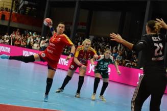 """Meciuri cruciale pentru nationala de handbal a Romaniei: Cum mai pot ajunge """"tricolorele"""" la Jocurile Olimpice"""