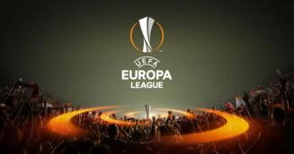 Meciuri de foc in Europa League: Programul complet al jocurilor din 16-imi