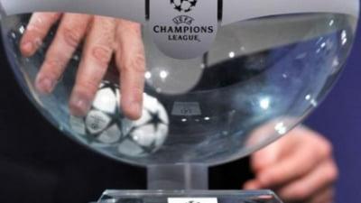 Meciuri de foc in sferturile Ligii Campionilor