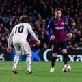 Meciuri de foc miercuri in Europa: Iata de la ce ora e programat derbiul dintre Real Madrid si Barcelona