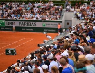 Meciuri de foc pentru tenismenele romane in turul doi la Roland Garros