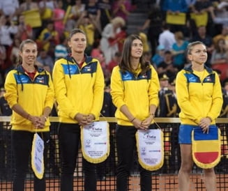Meciuri de foc pentru tenismenele romane la Madrid Open 2018: Buzarnescu vs Sharapova si Begu vs Ostapenko