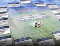 Meciuri tari in Champions League: Chiriches si Napoli infrunta Real Madrid