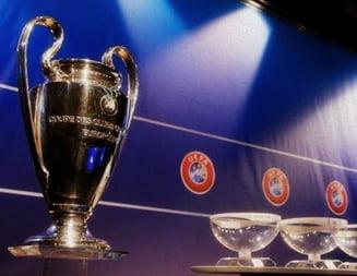 Meciurile din semifinalele Champions League si Europa League