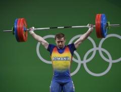 Medaliatul roman suspect ca s-a dopat la Jocurile Olimpice, suspendat temporar
