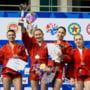 Medalie de argint pentru Andreea Ionas la Europenele de sambo
