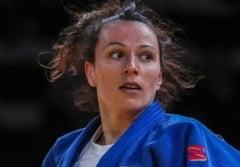 Medalie de argint pentru Romania la Europeanul de judo. Andreea Chitu a trecut de putin pe langa al doilea sau titlu continental