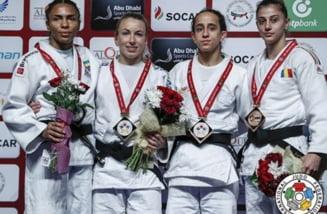 Medalie de argint pentru Romania la Europenele de judo U23