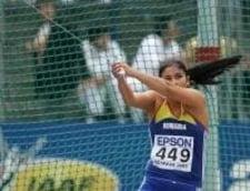 Medalie de aur pentru Bianca Perie
