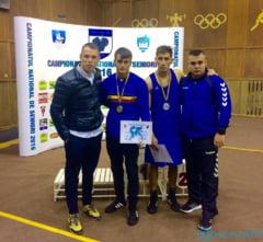 Medalie de aur pentru pugilistul calarasean Florin Schiopu