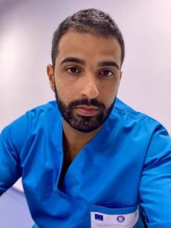 """Medic, dintr-o secție UPU: """"Sufocat de ambulanțele care vin, cu doi pacienți deodată"""""""