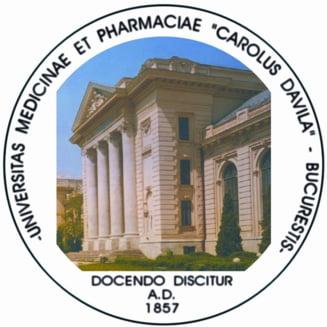 Medic fals la un spital din Bucuresti: Avea diploma de la UMF Carol Davila, dar universitatea n-o are in evidente
