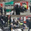 Medic legist: Barbatul decedat la Pitesti dupa ce a fost imobilizat de politisti a murit sufocat