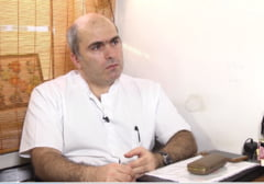 Medicul Bogdan Tanase, presedintele Aliantei Medicilor, numit de ministrul Sanatatii in functia de manager al Institutului Oncologic