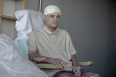 Medicul Cătălin Denciu, rănit când încerca să salveze pacienţii din incendiul de la Spitalul Piatra Neamţ, nu poate beneficia de concediu medical pe durata recuperării