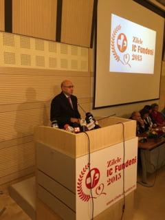Medicul Irinel Popescu, audiat la DNA intr-un dosar de abuz in serviciu