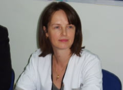 Medicul Maria Andrici, director al Spitalului Roman cu nota 9,50
