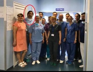 Medicul Narcis Copca, declarat cetatean de onoare al Capitalei, intr-o sedinta cu insulte si gesturi obscene