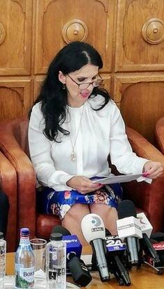 Medicul care a stat la usa ministrului Sanatatii a aflat de ce nu a fost primit de Sorina Pintea