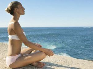 Meditatia micsoreaza la jumatate riscul de infarct