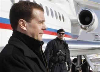 Medvedev: Ce se intampla acum in lumea araba nu se va intampla niciodata in Rusia
