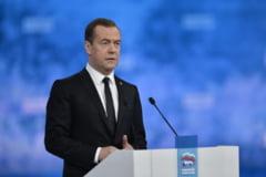 Medvedev: Printre refugiatii din Europa sunt mii de criminali. Incepe numaratoarea inversa