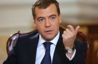Medvedev: Ucraina ne datoreaza 16 miliarde