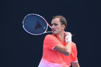 Medvedev a castigat Turneul Campionilor la tenis
