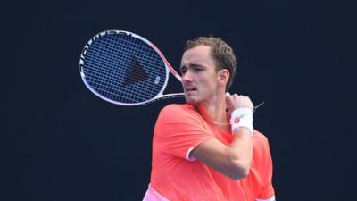 Medvedev a castigat turneul de la Paris