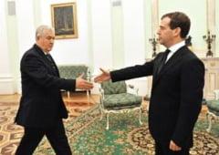 Medvedev a promulgat legea privind acordarea unui imprumut pentru R.Moldova