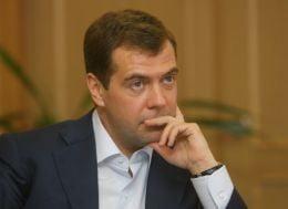 Medvedev a semnat pentru mandatul prezidential de sase ani
