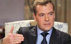 Medvedev ameninta R. Moldova: Moscova ar putea sa o pedepseasca pentru episodul cu Rogozin