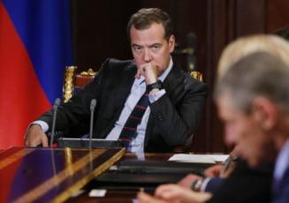 Medvedev se duce in Franta, in prima vizita a unui oficial rus la nivel inalt in ultimii doi ani
