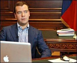 Medvedev vrea un mandat prezidential de sase ani, nu patru