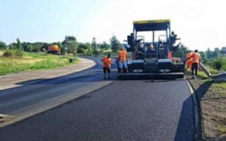 Mega-investitie pe drumurile judetene brailene