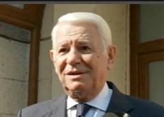 Melescanu, audiat intr-un dosar deschis generalului care l-a acuzat pe Gabriel Oprea de plagiat (Video)
