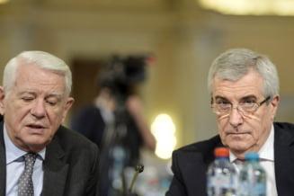 """Melescanu spune ca Tariceanu a vandut ALDE pentru un """"postut"""": Este o umbra disperata, tremurand de frica zilei de maine, orbit de ura si de razbunare"""