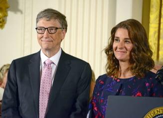 Melinda considera casatoria ei cu Bill Gates ''rupta iremediabil''