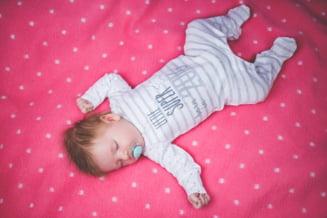 Melodia care s-a dovedit cea mai eficienta in a adormi copiii (Video)